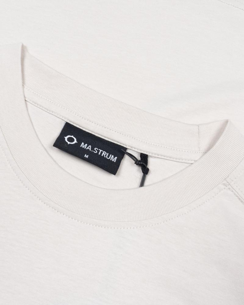 Мужская футболка MA.STRUM DISTORT LOGO